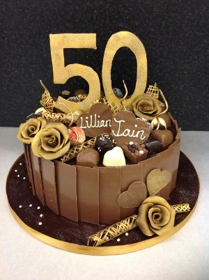 Golden Anniversary Oban Chocolate Company