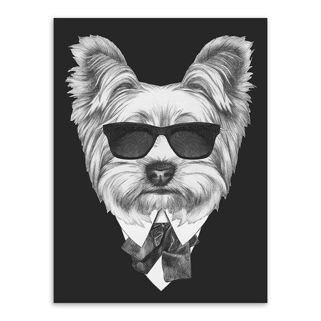 Russell Terrier Jack Wigs