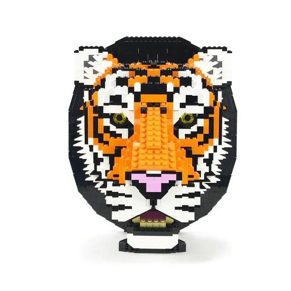 Bengal Tiger LEGO MOC