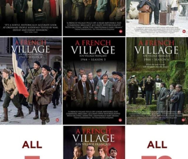 A French Village Binge Set