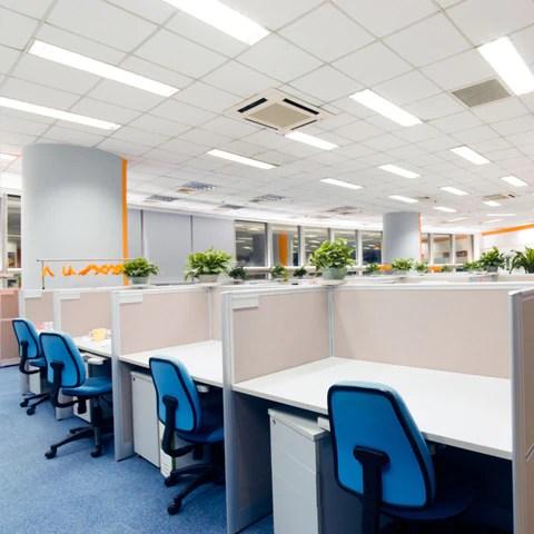 led office lighting natural light for