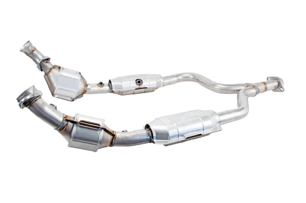 mustang performance headers exhaust