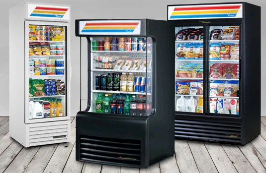 air curtain merchandiser refrigeration
