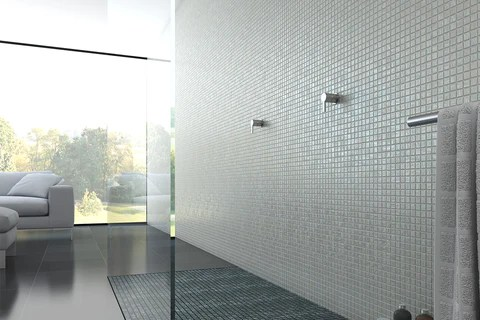 top 5 glass mosaic tile applications