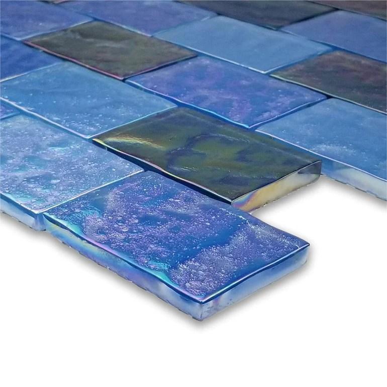 https www aquablumosaics com products dark blue blend 2 x 3 glass tile