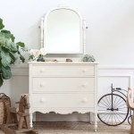 Shabby Chic Antique Dresser Vanity Dresser With Mirror No217 Shopgoldenpineapple