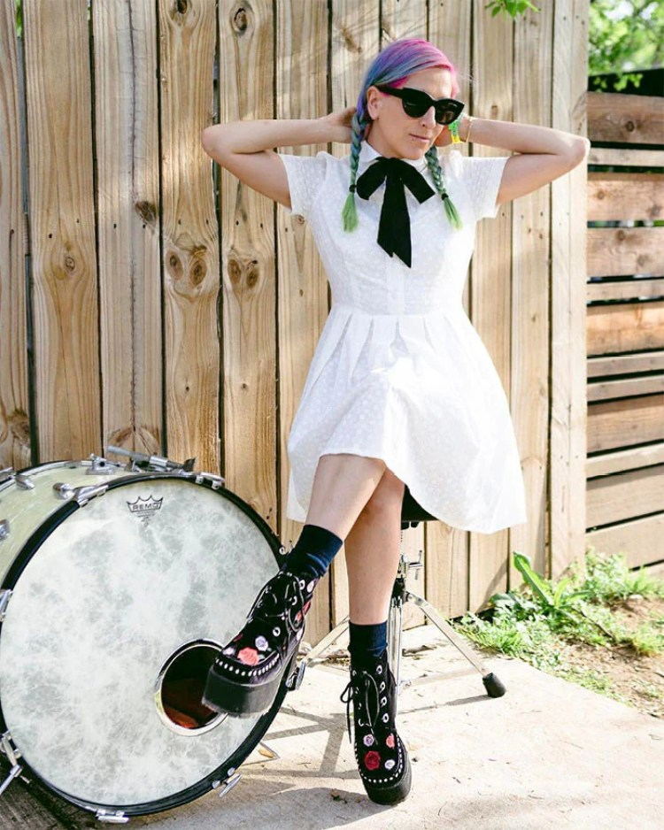 Image result for high waisted band jessica dye