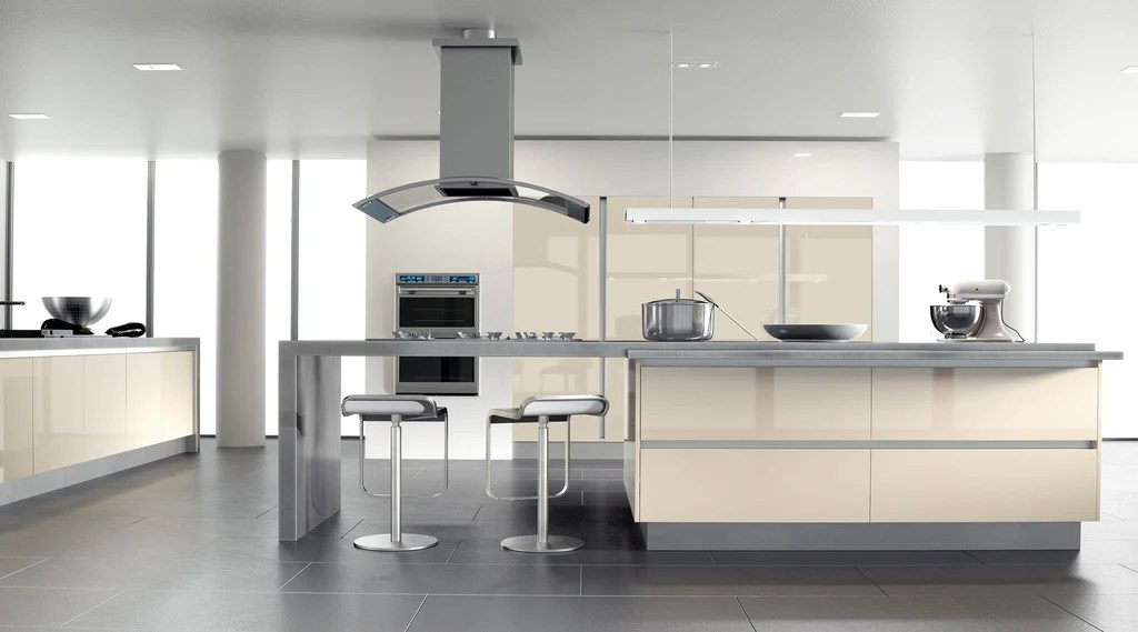 Zurfiz Cream High Gloss Acrylic Kitchen Doors Just Click Kitchens