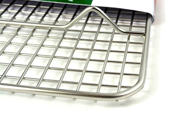 100 stainless steel cooling rack baking rack roasting rack and cooking racks broil with this heavy duty wire rack oven safe to 575 f perfect fit