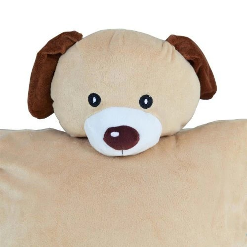 dog cuddle buddy cover plush animal pillow covers