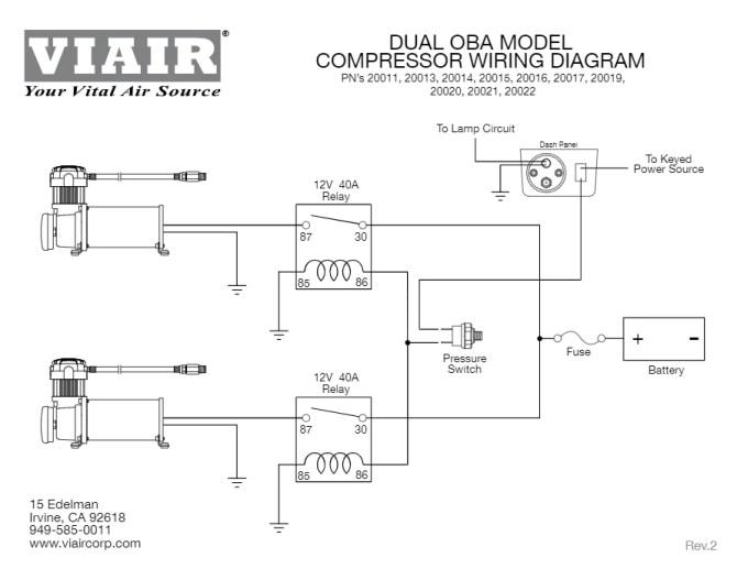 viair air horn wiring diagram  2008 vw passat fuse diagram