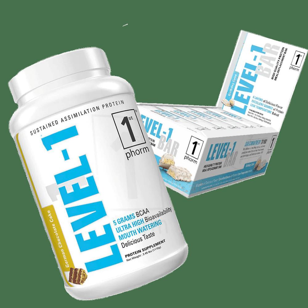 Buy 1st Phorm Level 1 Bundles In The Uk A List Nutrition Ltd