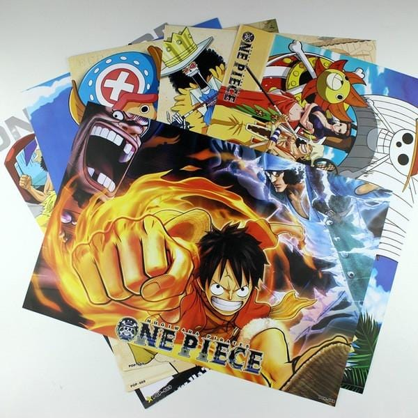 Free Anime Gifts    Order 2 items   Above     Anime Print House Conditional Free Gift   One Piece Posters   8 Pieces    Anime Print House