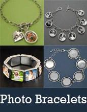 Photo Jewelry Bracelets