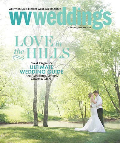 WV Weddings Magazine WV Living Collection