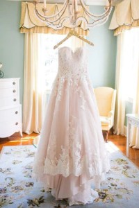 Light Blush Pink Sweetheart Tulle Wedding Gowns With Lace Appliques     Sweetheart Wedding Dresses Blush Pink Wedding Gown Princess Wedding Dresses Tulle  Wedding Dress