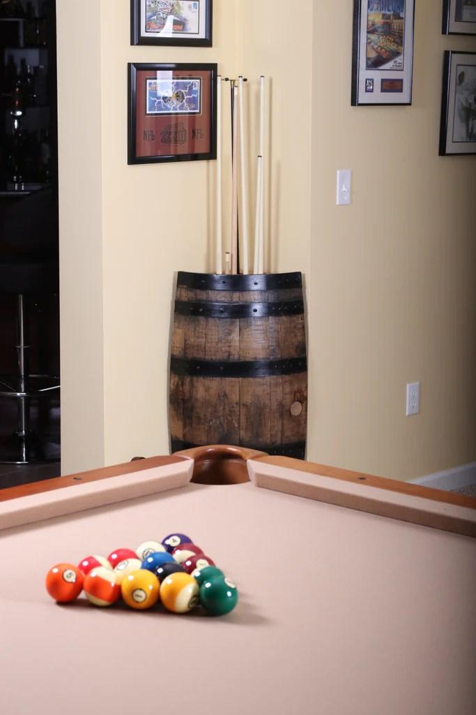 pool stick holder