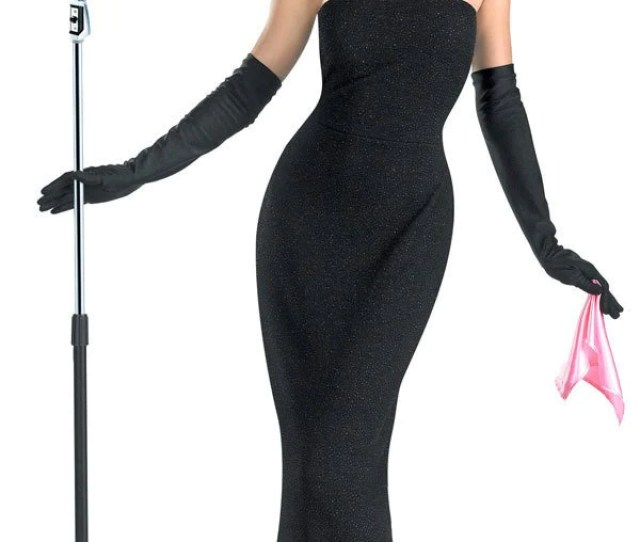Adult Teen Solo In The Spotlight Barbie Costume