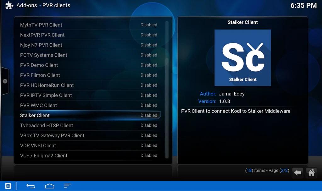 Setup Guide for Kodi – GTAIPTV CA