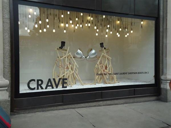 creating window displays