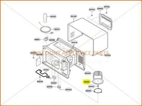 discount appliance parts