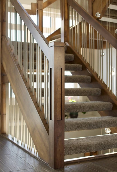 Guide 5 Keys To Unlock Craftsman Design For Your Stairs | Craftsman Style Stair Railing