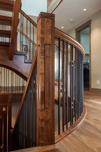 Guide 5 Keys To Unlock Craftsman Design For Your Stairs – Custom | Mission Style Hand Railings | Indoor | Bungalow | Front Porch | Art Craft | Hand