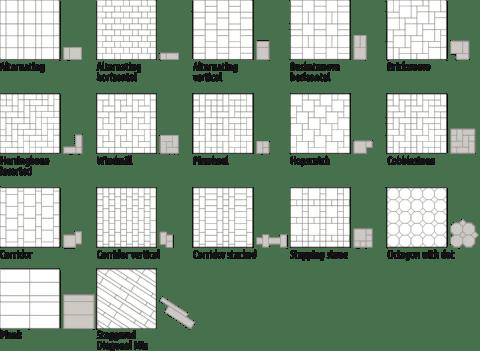 tile patterns emser tile