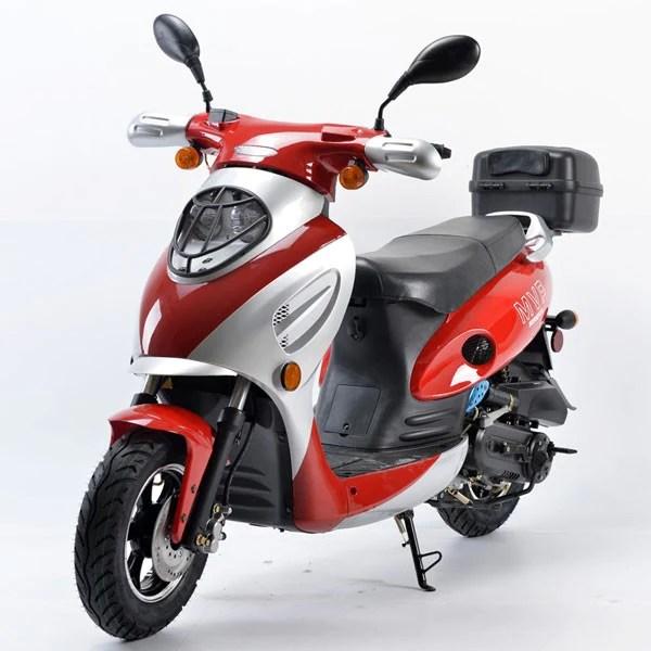 Buy BD50QT2A 2017 Boom MVP 49cc Moped Scooter Parts