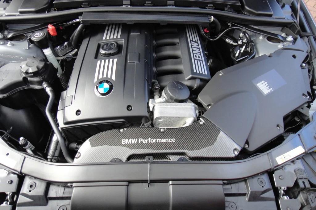 Genuine BMW Performance Air Intake System E90 E91 E92 E93