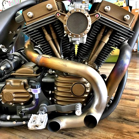 sikpipes exhaust systems and metal