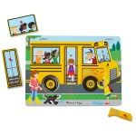 Sing Along The Wheels On The Bus Sound Puzzle Loozieloo Children S Boutique