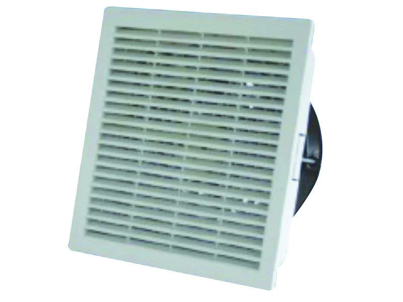 exhaust fan 24vdc 120m3 h c w grill and filter 250x250