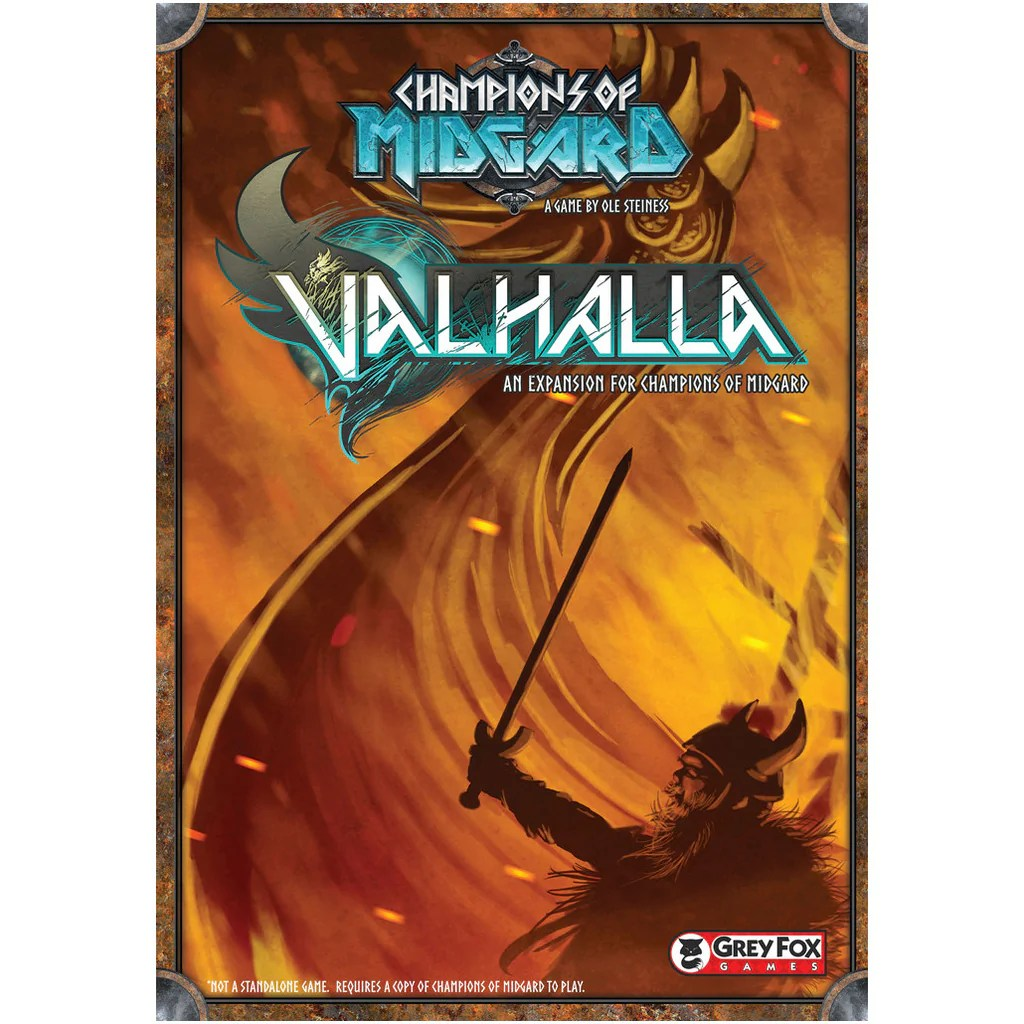 Image result for Champions of Midgard: Valhalla