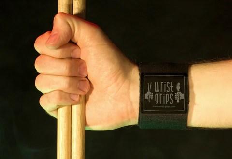 Wrist Grips Drum Sticks Fist