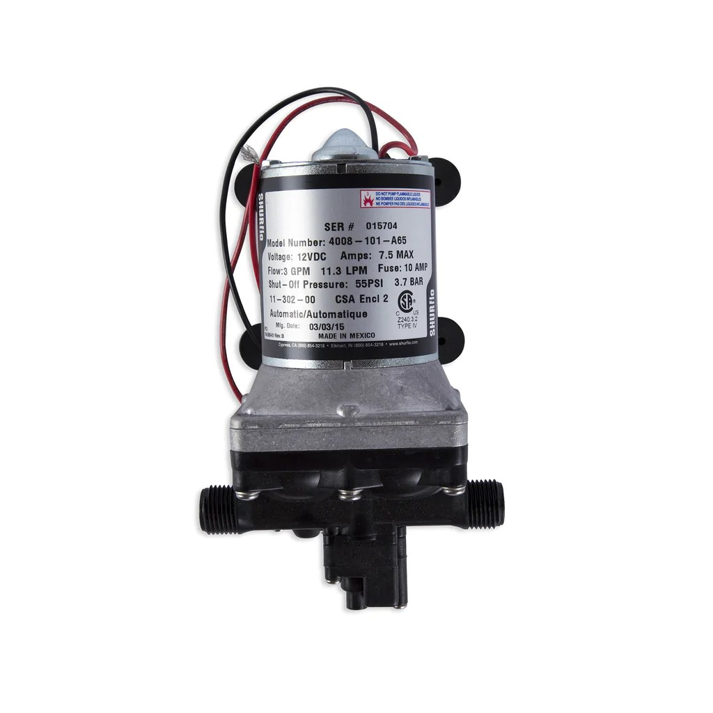 Shur Replacement Flo Parts Pump Water