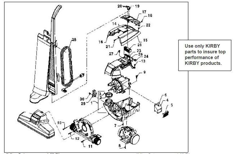 Kirby G5 Wiring Diagram - Wiring Diagrams Sort on