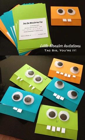 Little Monster First Birthday Party Ideas Noah S Boytique