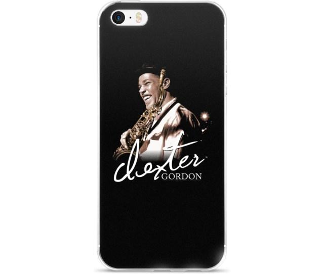 Dexter Gordon Signature Iphone Case  S Se  S Plus Case