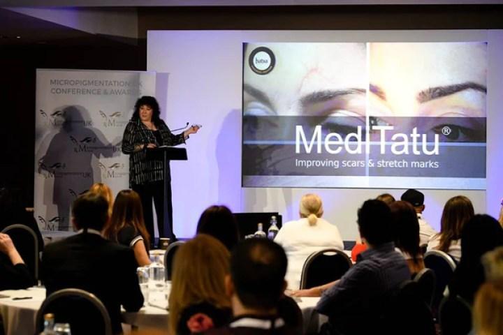 MediTatu® Dry Tattooing at Micropigmentation UK 2017