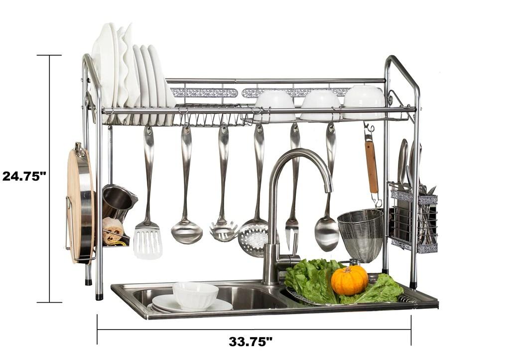 the sink dish rack fully customizable