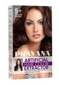 Pravana Artificial Hair Color Extractor Kit Image Beauty