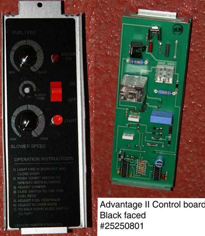 Pellet Stove Control Board Rebuild Service Hwrb