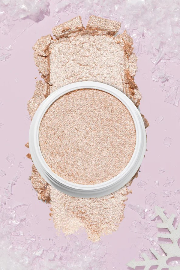 Flexitarian intense white champagne Super Shock Highlighter