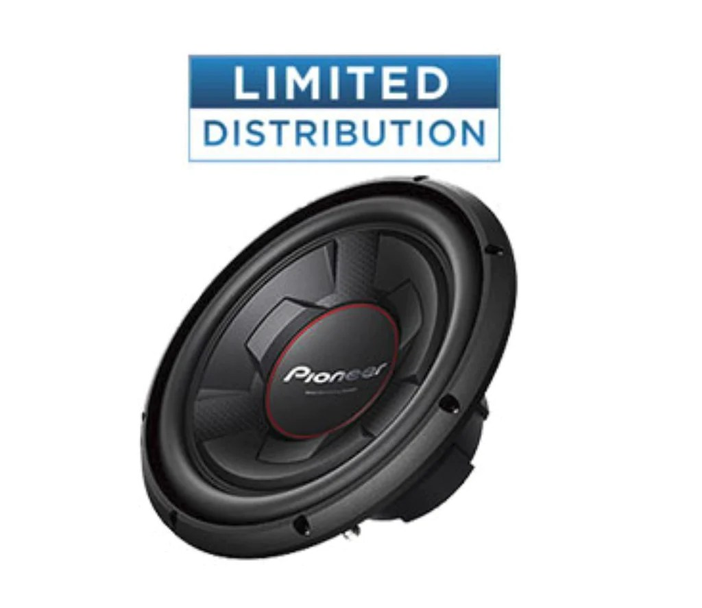 Pioneer Ts W306r 12 Quot Subwoofer Freeman S Car Stereo