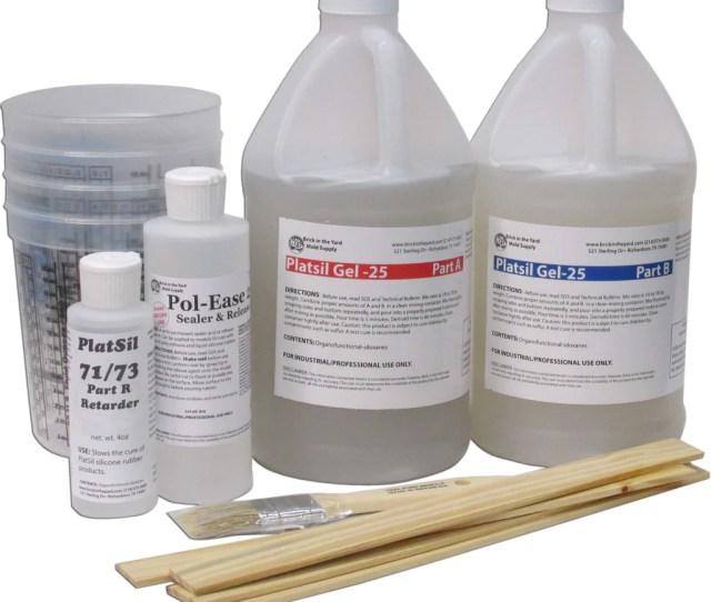 Platsil Gel 25 Molding Kit