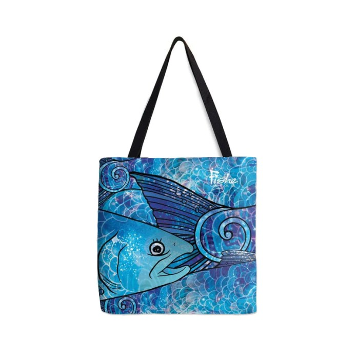 Cosmo Coho Tote
