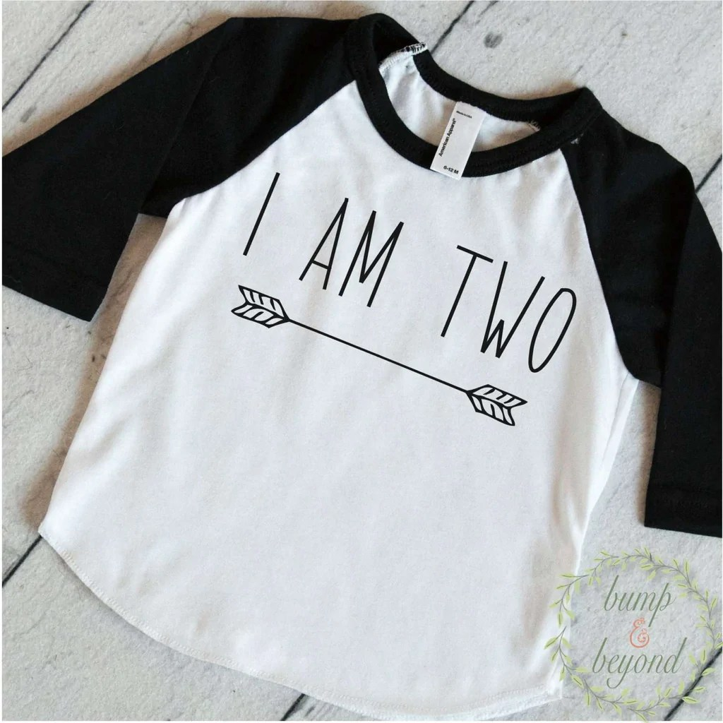 Two Year Old Birthday Shirt Boy 2 Years Old Birthday Outfit Raglan Tod Bump And Beyond Designs