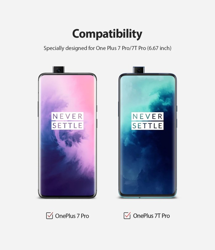 Oneplus 7 Pro 7t Pro Screen Protector Ringke Dual Easy Film