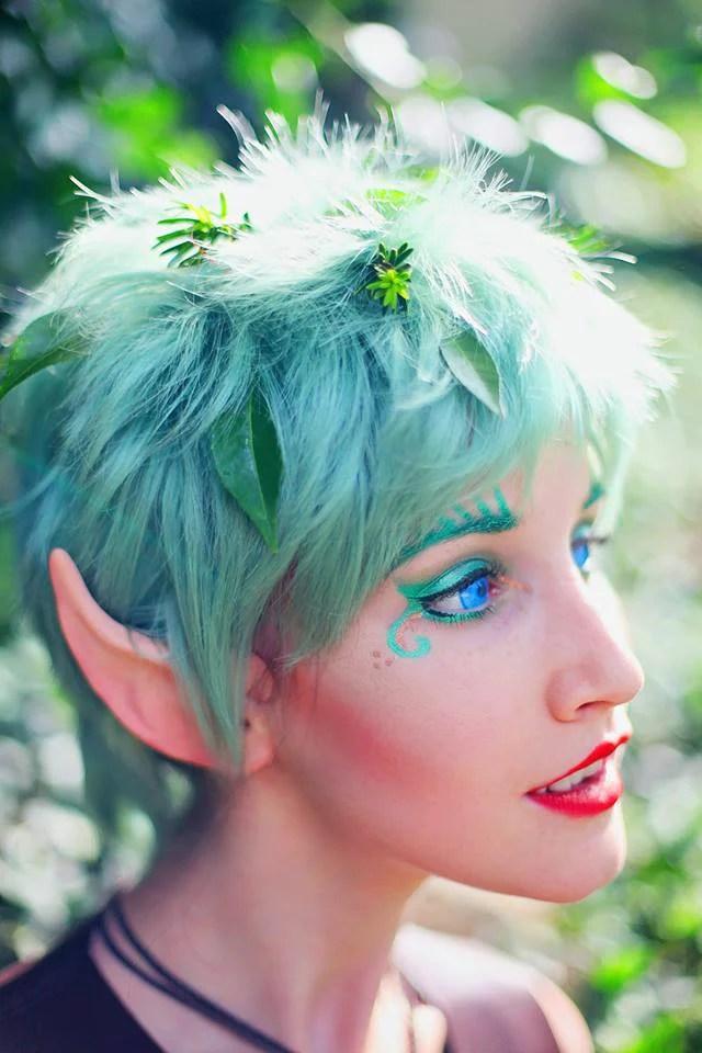 High Elf Ears Aradani Costumes